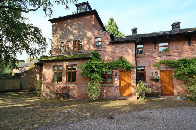 4 bed end terrace house to rent in Maer, Newcastle-Under-Lyme, Staffordshire ST5