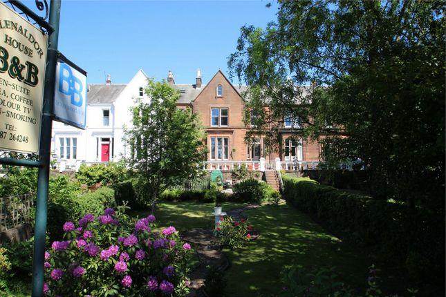 Thumbnail Commercial property for sale in Glenaldor House, 5 Victoria Terrace, Dumfries