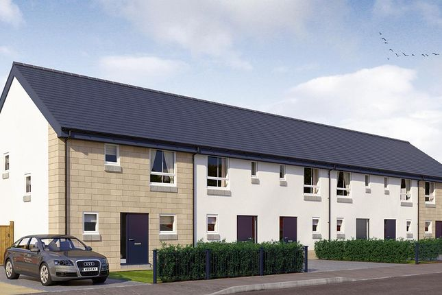 """Thumbnail Terraced house for sale in """"The Maclellan"""" at Toryglen Street, Glasgow"""