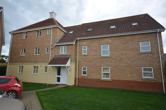 Thumbnail Flat to rent in Rushton Drive, Carlton Colville, Lowestoft