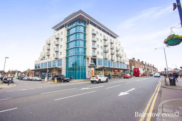 Thumbnail Flat to rent in Centurion House, Station Road, Edgware