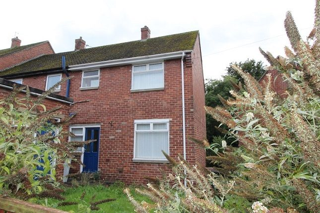Thumbnail End terrace house for sale in Whinside, Tanfield Lea