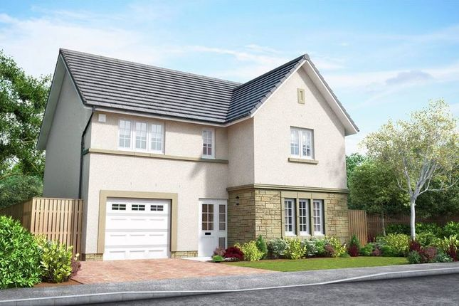 "Thumbnail Detached house for sale in ""The Barrie"" at Wilkieston Road, Ratho, Newbridge"