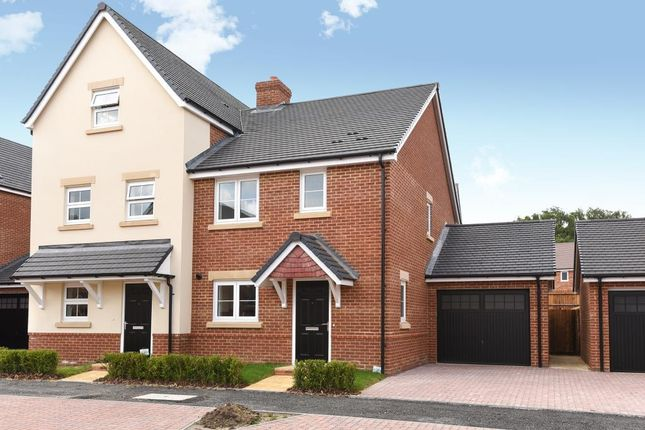 Thumbnail Semi-detached house to rent in Warbler Road, Farnborough