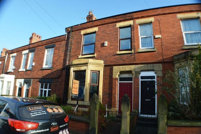 Thumbnail Terraced house to rent in Cranworth Street, Stalybridge