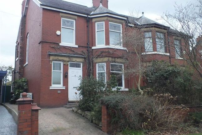 Thumbnail Semi-detached house for sale in Taunton Road, Ashton-Under-Lyne
