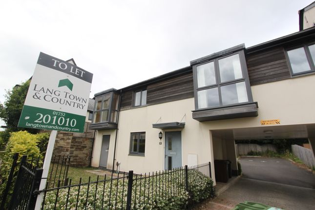 Thumbnail Semi-detached house to rent in Cobham Close, Crownhill, Plymouth