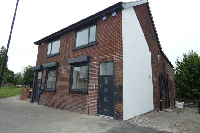 Thumbnail Flat to rent in High Street, Little Lever