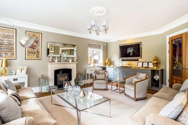 Thumbnail Detached house to rent in Shottesbrooke Park, Kiln Hill, White Waltham, Maidenhead