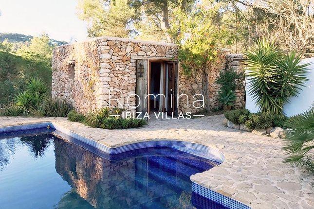 Pool Guest House of Santa Gertrudis De Fruitera, Ibiza, Balearic Islands, Spain