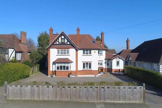 Thumbnail Detached house for sale in Park Avenue South, Abington, Northampton