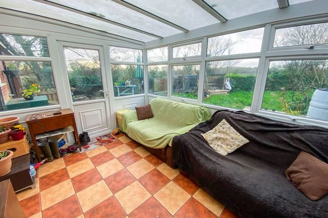 Conservatory of Council Houses, Fox Hill, East Ruston, Norwich NR12