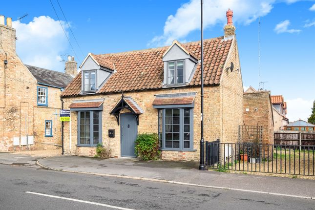 Thumbnail Detached house for sale in Whittlesey Road, Thorney, Peterborough