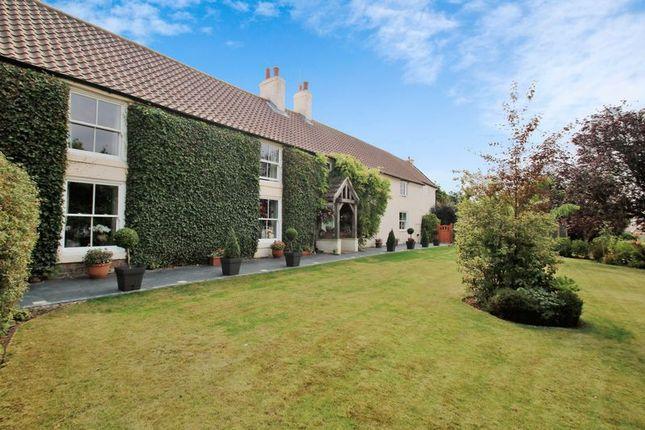 Thumbnail Detached house for sale in Forest Lane, Kirklevington, Yarm