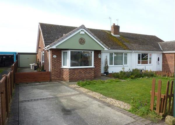 Thumbnail Semi-detached bungalow for sale in Chestnut Road, Waltham, Grimsby