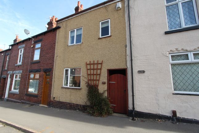 Thumbnail Terraced house to rent in Cartmell Road, Sheffield
