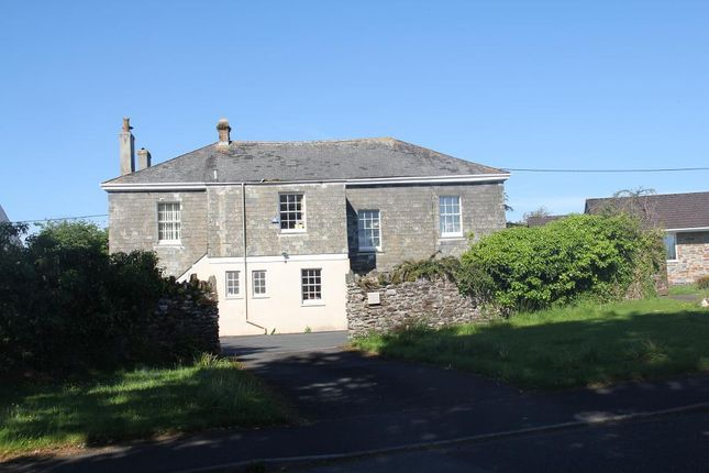 Thumbnail Detached house for sale in Roborough Village, Tavistock Road, Plymouth, Devon