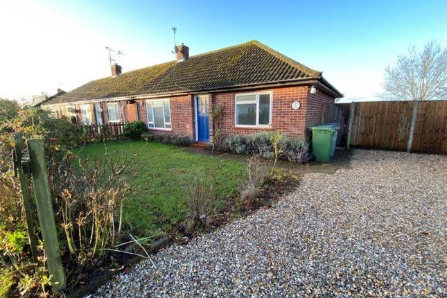 2 bed bungalow to rent in Nobel Crescent, Wroxham, Norwich NR12