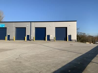 Thumbnail Light industrial to let in Woodside Park, Springvale Industrial Estate, Cwmbran
