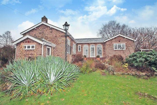 Thumbnail Detached bungalow for sale in Wood Lane, Sutton Weaver, Runcorn, Cheshire