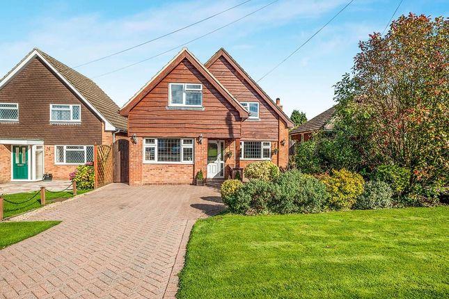 Thumbnail Detached house for sale in A Leverstock Green Road, Leverstock Green, Hemel Hempstead