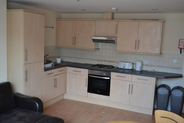 Thumbnail Flat to rent in City Road, Cardiff