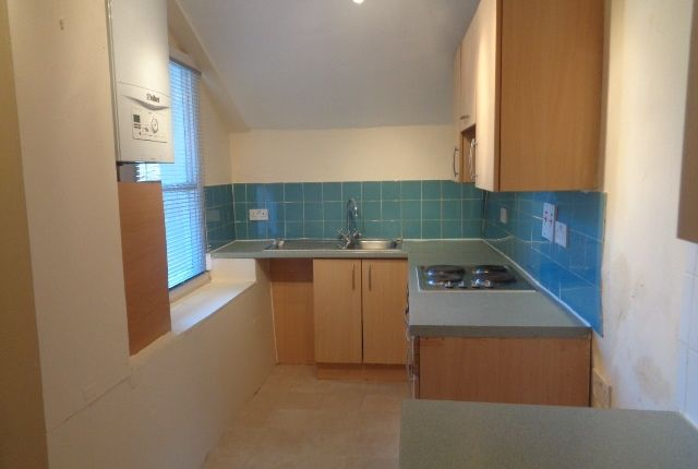 Thumbnail Flat to rent in Warminster Road, London