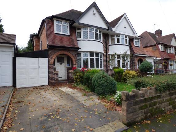 Thumbnail Semi-detached house for sale in Edenbridge Road, Birmingham, West Midlands