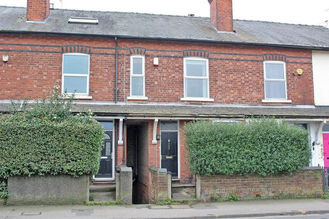 Front of Woodborough Road, Mapperley, Nottingham NG3
