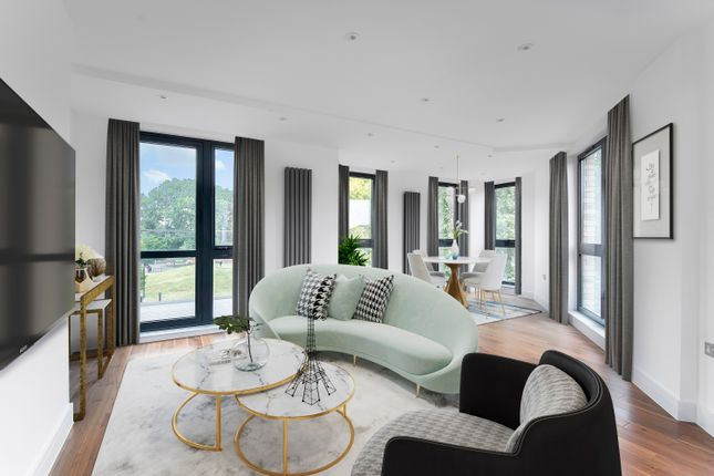 2 bed flat for sale in Mills Court, Upper Shirley Road, Croydon CR0