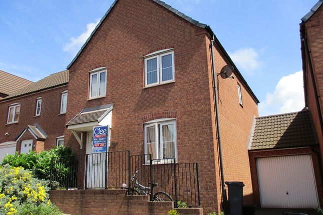 Thumbnail Detached house to rent in Groeswen Park, Margam, Port Talbot.