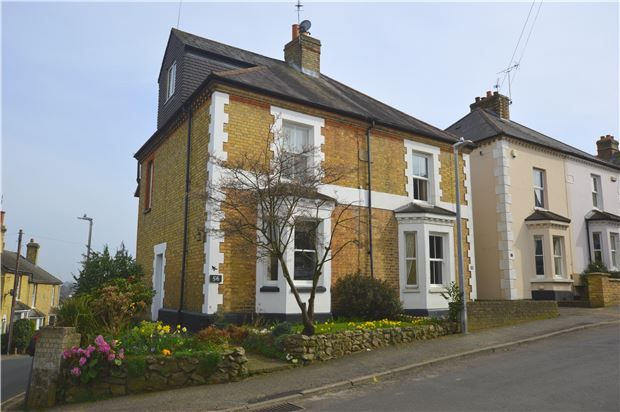 3 bed semi-detached house for sale in St. Johns Road, Sevenoaks, Kent