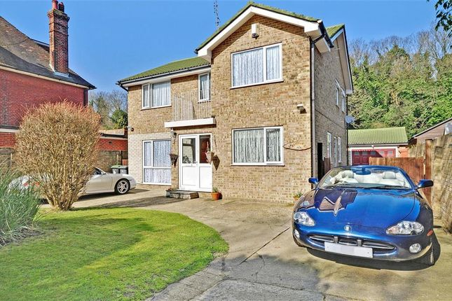 Thumbnail Detached house for sale in Parsonage Road, Herne Bay, Kent