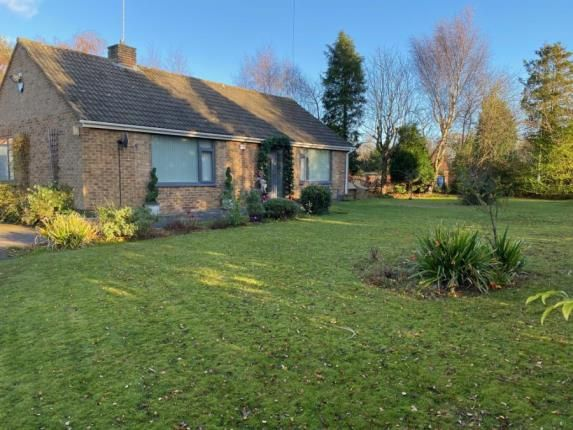 2 bed bungalow for sale in Dene Park, Darras Hall, Ponteland, Northumberland NE20