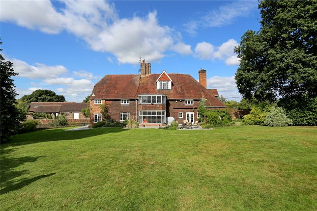Thumbnail Detached house for sale in Pookbourne Lane, Sayers Common, Hassocks, West Sussex