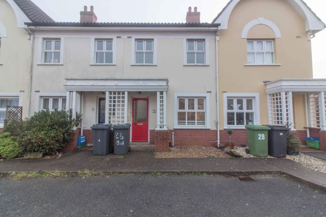 Thumbnail Town house to rent in 26 Berrywoods Avenue, Douglas