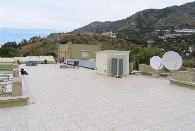 Upper Terrace 2 of Spain, Málaga, Mijas