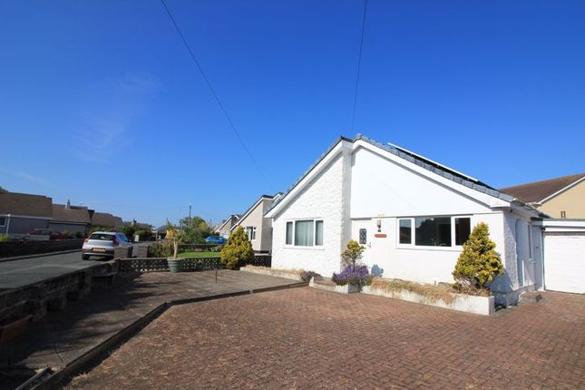Thumbnail Detached bungalow for sale in Garth Drive, Gaerwen
