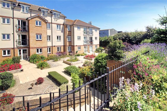 Thumbnail Flat for sale in Milliers Court, Worthing Road, East Preston, West Sussex