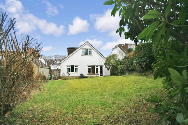 Thumbnail Detached house for sale in Fairview Drive, Hythe, Southampton
