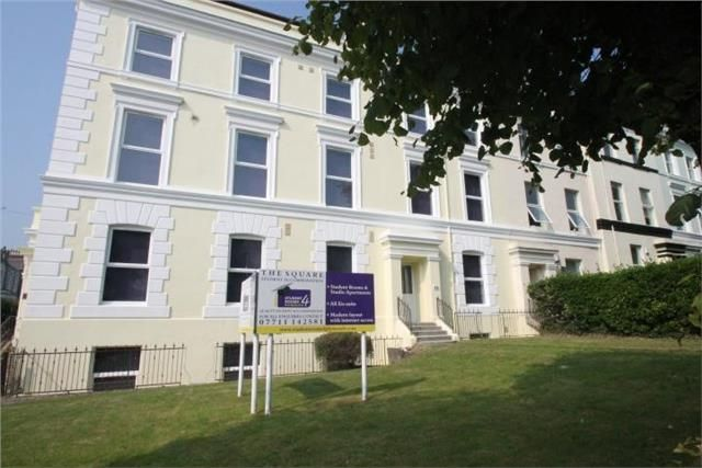 Thumbnail Commercial property to let in The Square, 56/58 North Road East, Plymouth, Devon