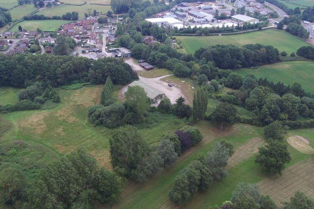 Thumbnail Land for sale in Rhoswiel, Weston Rhyn, Oswestry