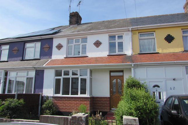 Thumbnail Terraced house to rent in Coopers Lane, Clacton-On-Sea