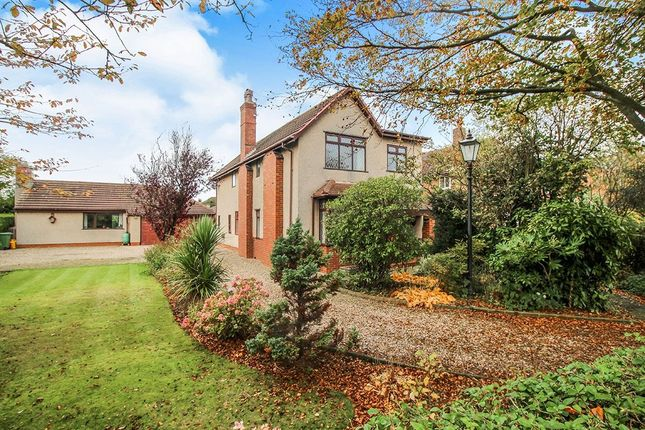 Thumbnail Detached house for sale in Park Road, Thornton-Cleveleys