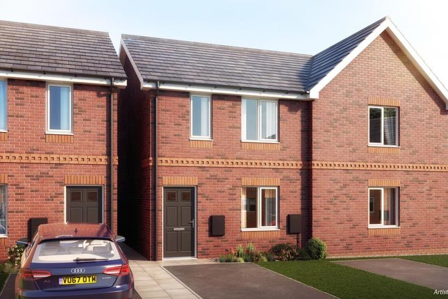 2 bedroom semi-detached house for sale in West Bridgewater Street, Leigh