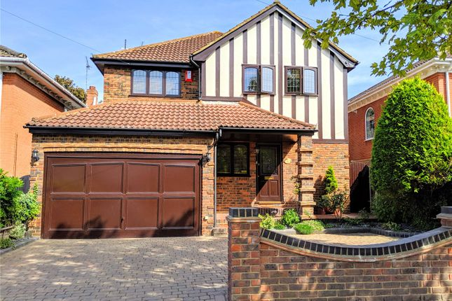 Detached house for sale in Thundersley Grove, Thundersley, Essex