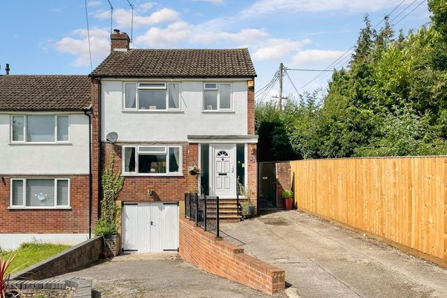 Thumbnail End terrace house for sale in Totteridge Lane, High Wycombe