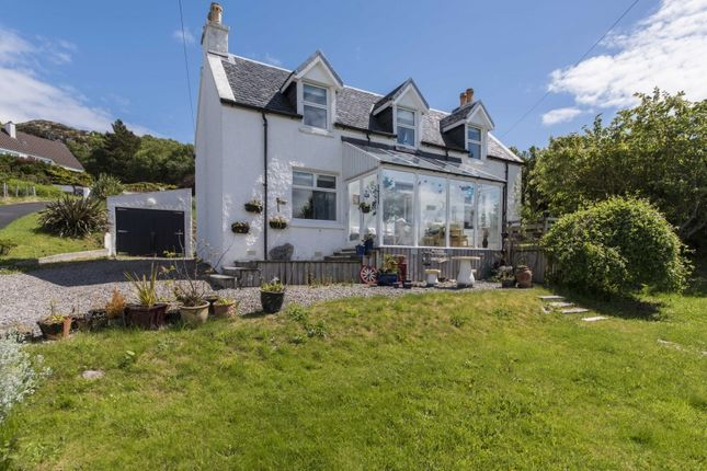 Thumbnail Detached house for sale in Badicaul, Kyle Of Lochalsh, Highland