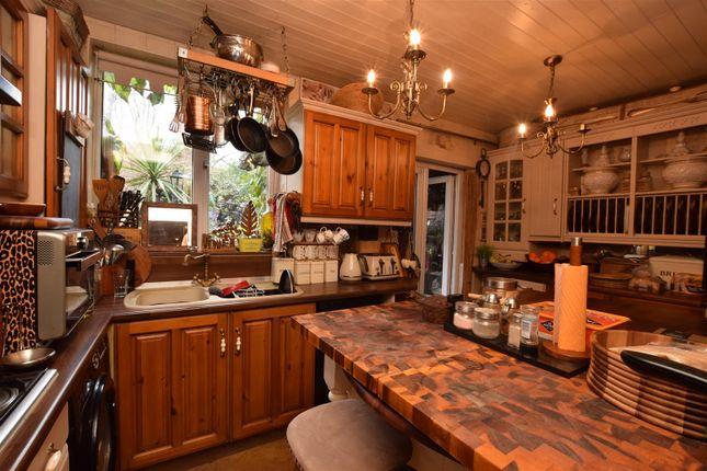 Kitchen of Gresham Drive, Chadwell Heath, Romford RM6