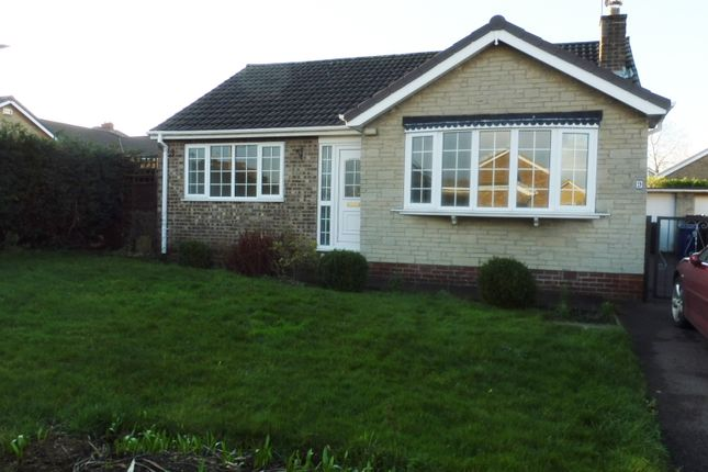 Front View of Southwell Rise, Mexborough S64